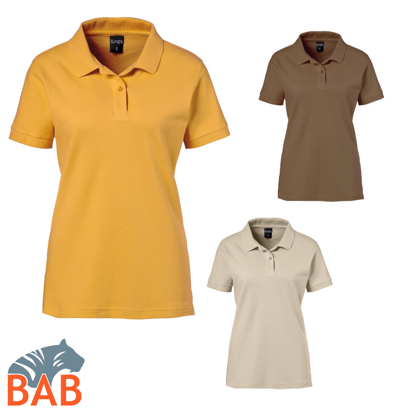 Exner Strong Collection 983 91 Damen Polo aus Baumwolle