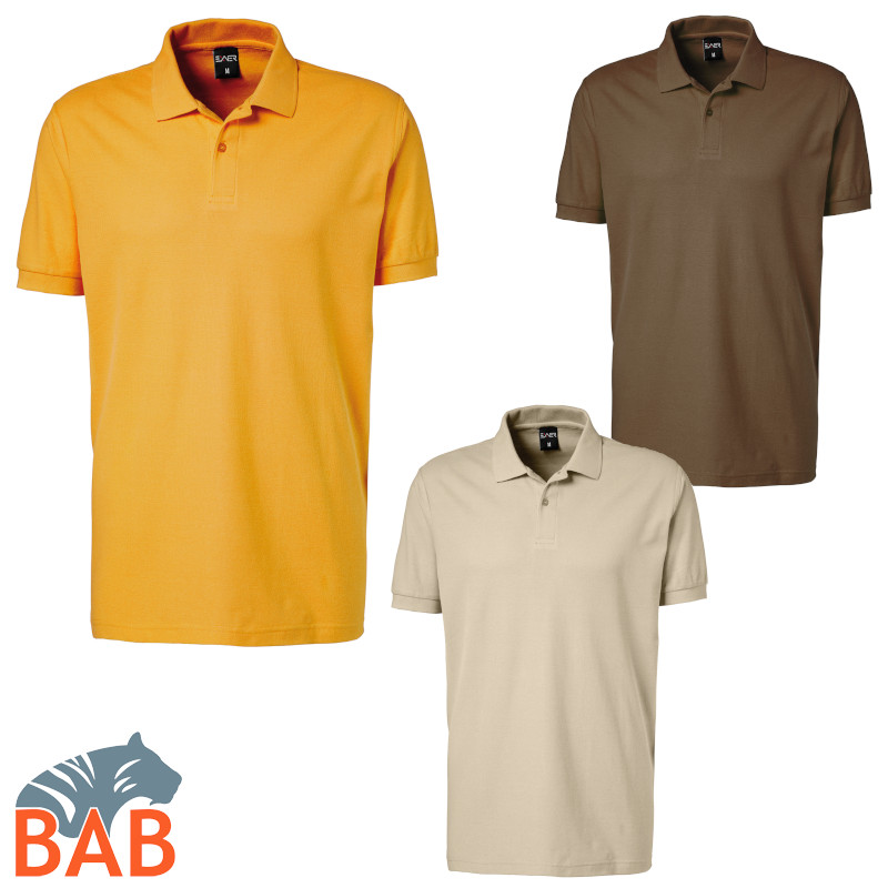 Exner Strong Collection 982 91 Herren Poloshirt aus Baumwolle