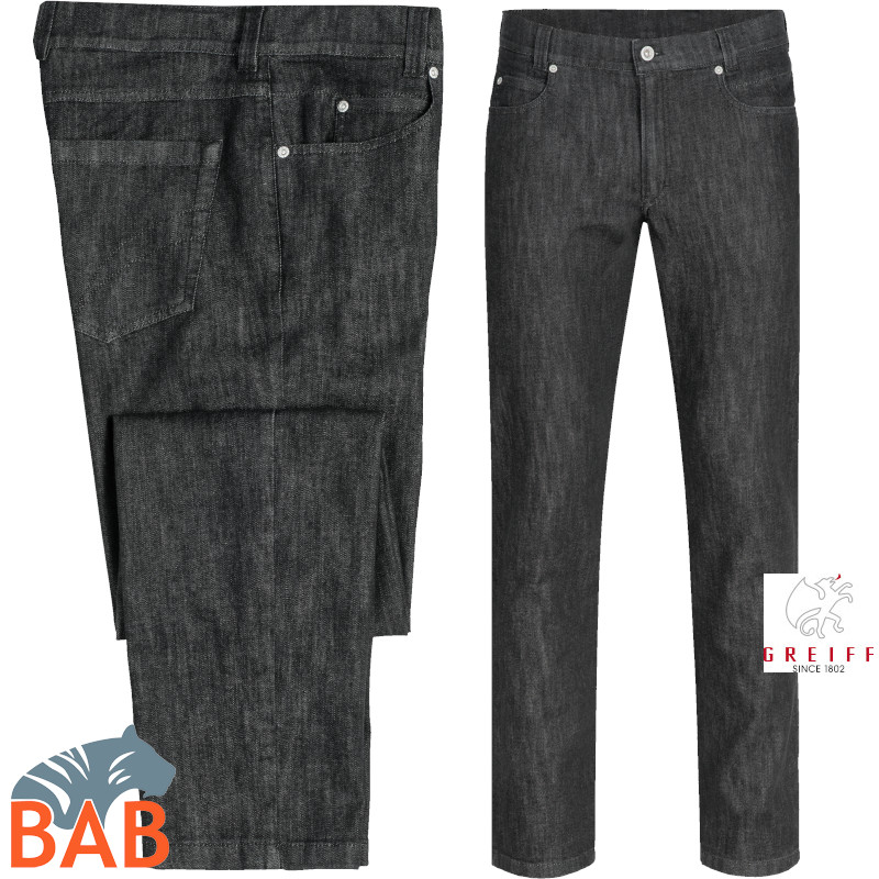 Greiff 13776 Damen Jeans mit Stretch für optimale Passform